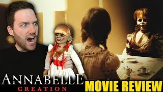 Download Annabelle: Creation - Movie Review Video
