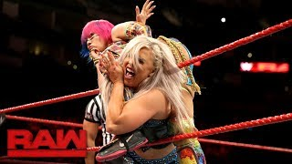 Download Asuka vs. Dana Brooke: Raw, Nov. 20, 2017 Video