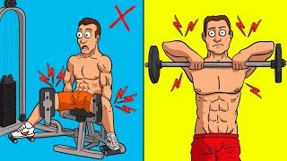 Download 10 Exercises All Men Should AVOID! Video