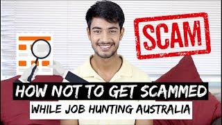 Download How to get JOB and not get SCAMMED in Australia | Student & Backpacker Video