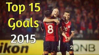 Download JDT ● 15 Gol Terbaik 2015 Video