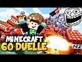 Download EXPLOSIVE TROLL ACTION gegen Fr3akzLP - Minecraft 60 DUELLE #2 [Battle] Video