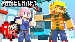 Download BUILDING A CRAZY MACHINE WITH LIZZIE! | One Life SMP #18 Video