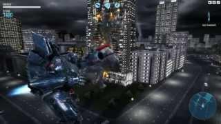 Download PACIFIC RIM [GAME] Jaeger Combat Simulator - Mission 2 Video