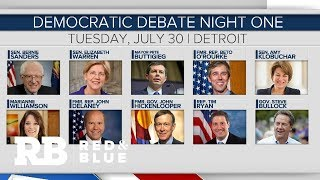 Download Previewing the 2nd Democratic presidential debate Video