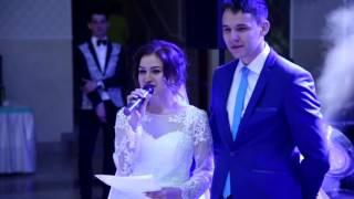 Download Невеста довела до слез. Самая трогательная благодарность родителям от невесты. Той матери чей сын... Video