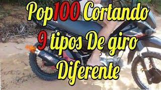 Download Pop 100 cortando 9 tipos de giro diferente Video
