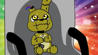Download How to Make Five Nights at Freddy's 3 Not Scary! | FNAF 3 Not Scary! Baby Springtrap! Video