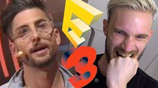 Download E3 AWKWARD AND CRINGY MOMENTS 2017 Video