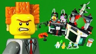 Download LEGO Movie Lord Business' Evil Lair Animation Video