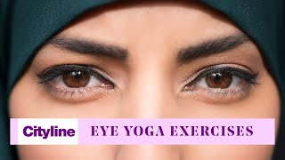 Download Eye yoga exercises that will help boost your vision Video