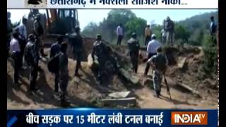 Download Security forces foiled possible naxal attack in Dantewada Video