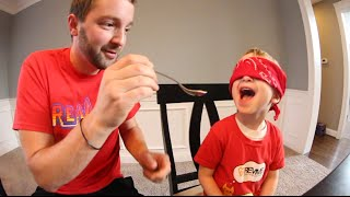 Download 4 Year Old WEIRD FOOD Test! Video