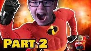 Download Lets play Lego THE INCREDIBLES! - Part 2 Video