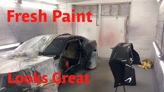 Download Rebuilding A Wrecked 2017 Chevrolet Camaro SS Part 10 Video