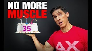 Download You Can't Build Muscle Over 35 Without TRT! Video
