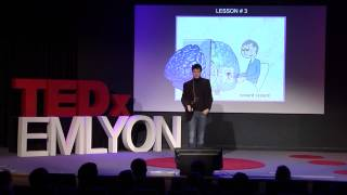 Download Attention, distraction and the war in our brain: Jean-Philippe Lachaux at TEDxEMLYON Video