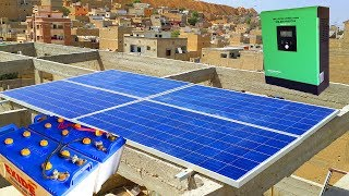 Download My complete solar system setup for my home | Pure Power Inverter. Video
