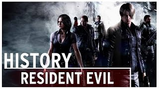 Download History of - Resident Evil/Biohazard (1996-2017) Video