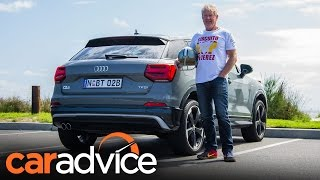 Download 2017 Audi Q2 review   CarAdvice Video