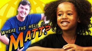 Download KIDS REACT TO WHERE IS MATT? Video