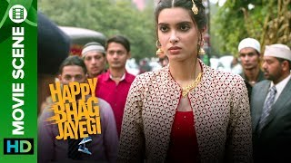 Download Diana Penty mistaken for a spy | Happy Bhag Jayegi Video