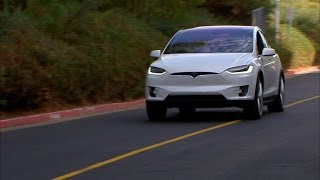 Download Car Tech - Tesla Model X: First drive of the all-electric SUV Video
