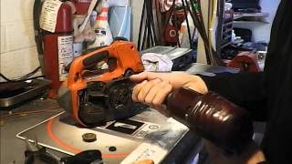 Download Chainsaw chain oiler repair Video