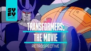 Download Transformers: The Movie: Everything You Didn't Know   SYFY WIRE Video