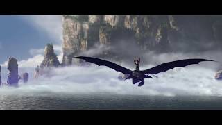 Download First flight on Toothless (How to Train Your Dragon) HD Video