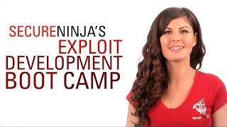 Download Exploit Development Bootcamp Cybersecurity Training Course Video
