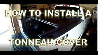 Download Installing a tonneau cover on my 2018 Chevy Silverado Video