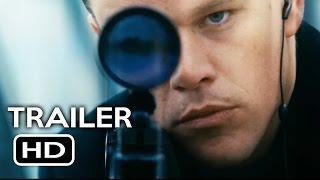 Download Jason Bourne Official Trailer #1 (2016) Matt Damon Action Movie HD Video