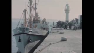 Download 1961, A Journey To Scilly, Penzance, Trains, Scillonian (II) + more, 8mm, Cine film. Video