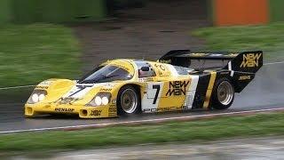 Download 1983 Porsche 956 Gr. C Accelerations Sound Video