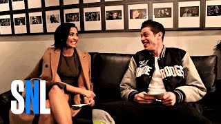 Download Two-Way Q&A: Demi Lovato and Pete Davidson Video