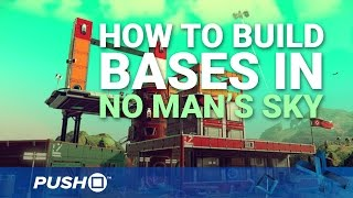 Download How to Build Bases in No Man's Sky: Foundation Update | PS4 | Guides Video