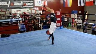Download Watch Vasyl Lomachenko's secret & unusual boxing training methods Video