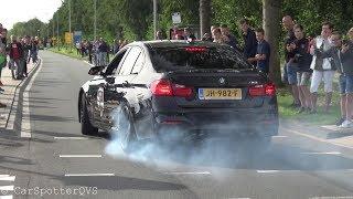 Download Supercar Accelerations + DONUTS!! - M6 GT3, Aventador Akrapovic, GT2 RS, Carrera GT, M4 DTM etc! Video