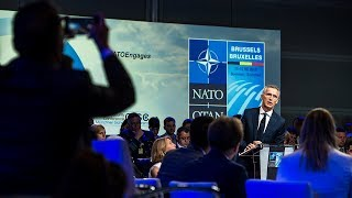 Download NATO Secretary General at NATO Engages, 11JUL 2018, Part 2 of 2 Video