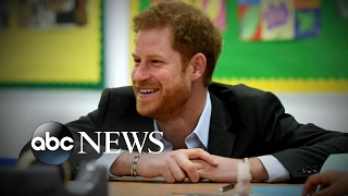 Download Prince Harry says he shut down his emotions after losing his mother Video