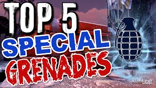 Download Top 5 Special Grenades in Dying Light Video