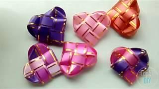 Download การพับเหรียญโปรยทานรูปหัวใจ สำหรับมือใหม่..Ribbon Art Video