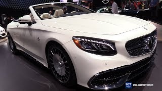 Download 2017 Mercedes Maybach S 650 - Exterior and Interior Walkaround - 2017 New York Auto Show Video