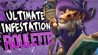Download ULTIMATE INFESTATION ROULETTE - Spiteful Druid - Kobolds And Catacombs - Standard Constructed Video