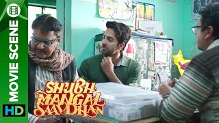 Download Ayushmann has performance anxiety issues- Shubh Mangal Saavdhan Video