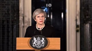 Download British PM: ″We will never give in to terror and let voices of hate and evil drive us apart″ Video
