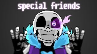 Download SPECIAL FRIENDS MEME - UNDERLUST Video