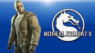 Download Mortal Kombat X - Ep 7 DLC (Jason Voorhees) Video