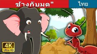 Download ช้างกับมด | นิทานก่อนนอน | นิทาน | นิทานไทย | นิทานอีสป | Thai Fairy Tales Video